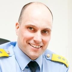 BLOG  Offentlig kommunikation:  Politimester Torbjørn Aas blogger og twitter på de sociale medier