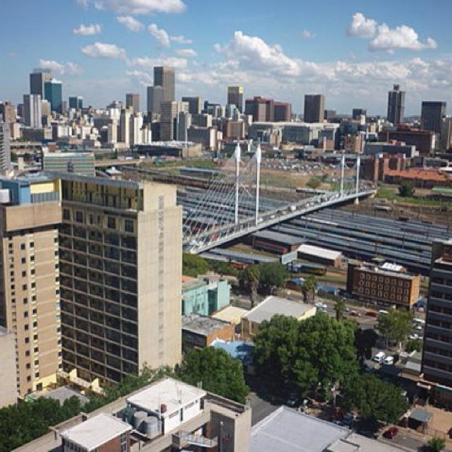 Johannesburg Buildings