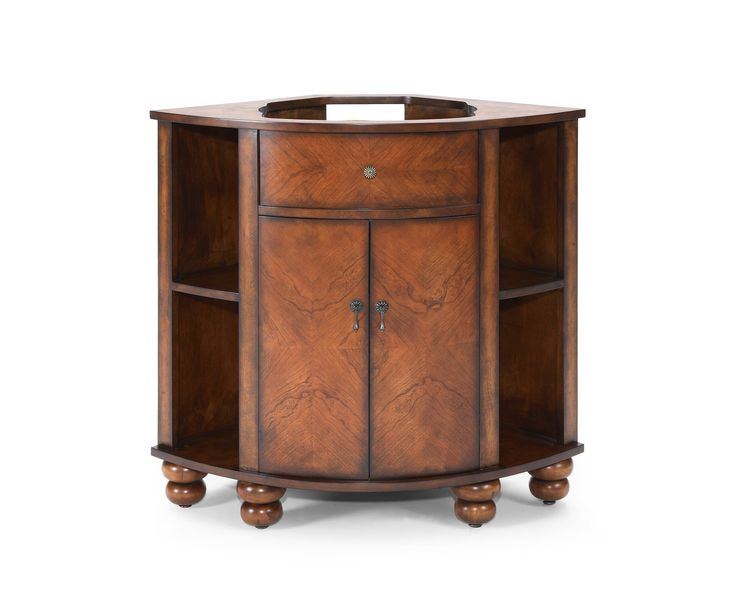 Image Gallery For Website Hembry Creek Carlton Corner Bathroom Vanity Base