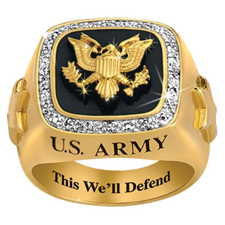 Celebrate a great career in the US Military with Personalized custom Military rings : http://www.military-gifts-specialists.com/military-jewelry/military-rings     #USMilitary #USArmy #Army