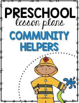 community helpers preschool lesson plans 58 best images about preschool lesson plans on 587