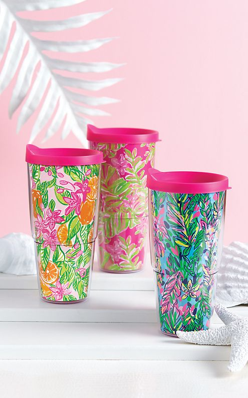 Insulated Tumbler with Lid