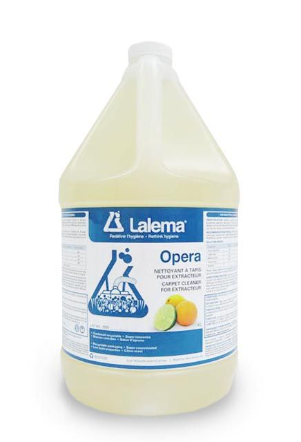 Carpet Cleaner for Extractor OPERA: Carpet cleaner for extraction machines