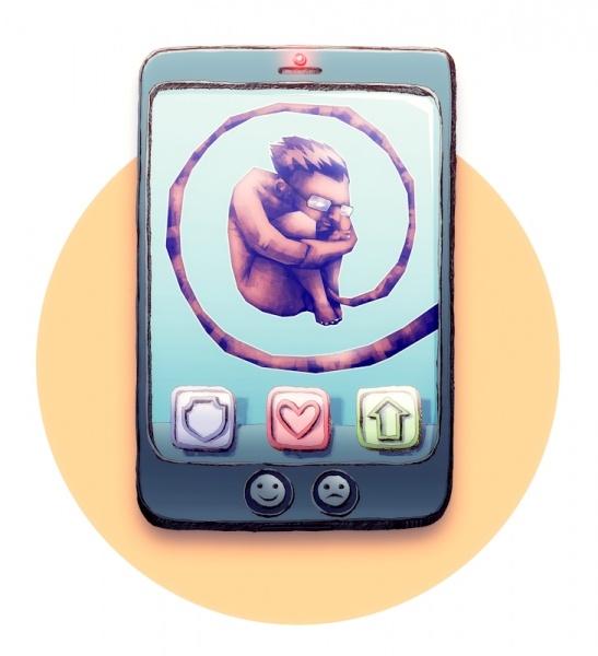 """By  Frattozero - Contest Cover per """"La tua Reputazione su Google e i Social Media"""" -"""