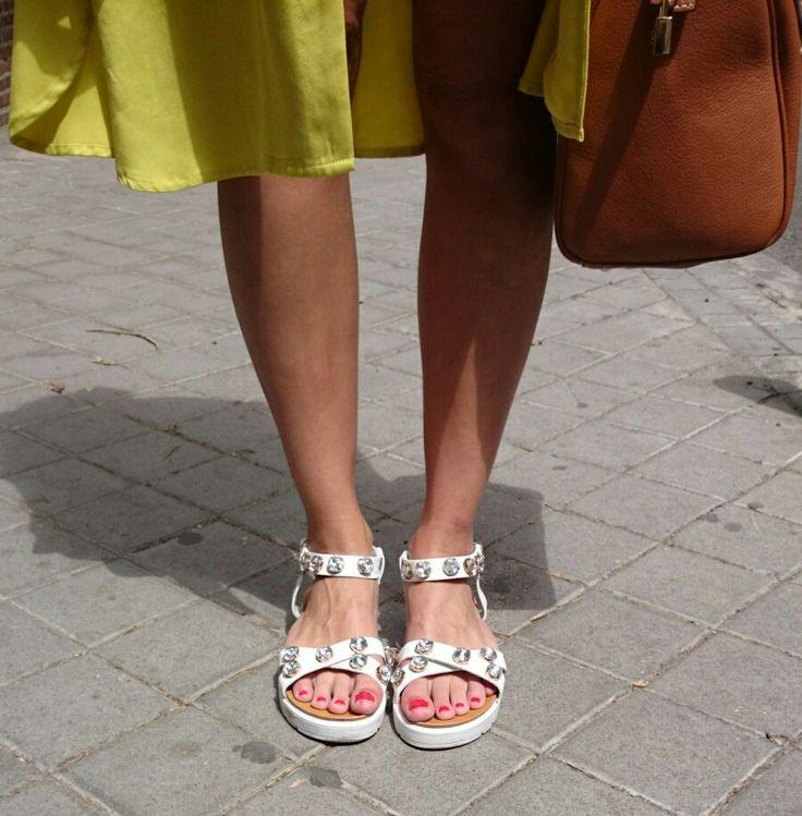 Zapatos brillantes asos