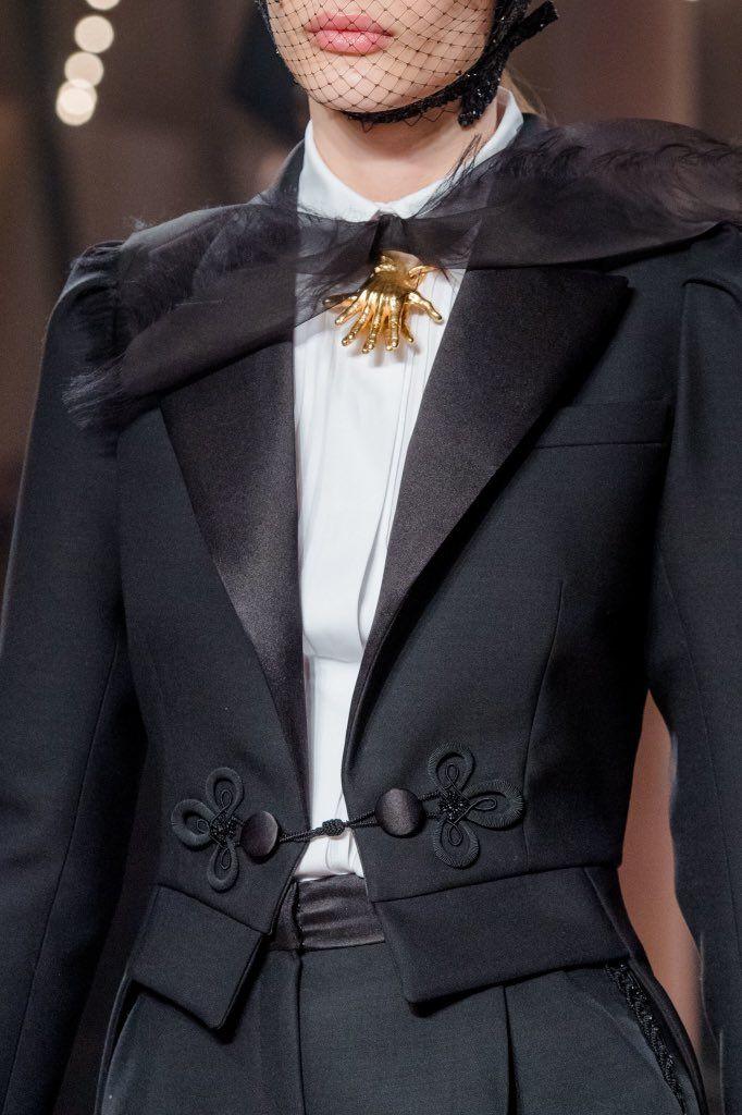 🍸 on in 2019 | Fashion & details | Fashion, Couture fashion