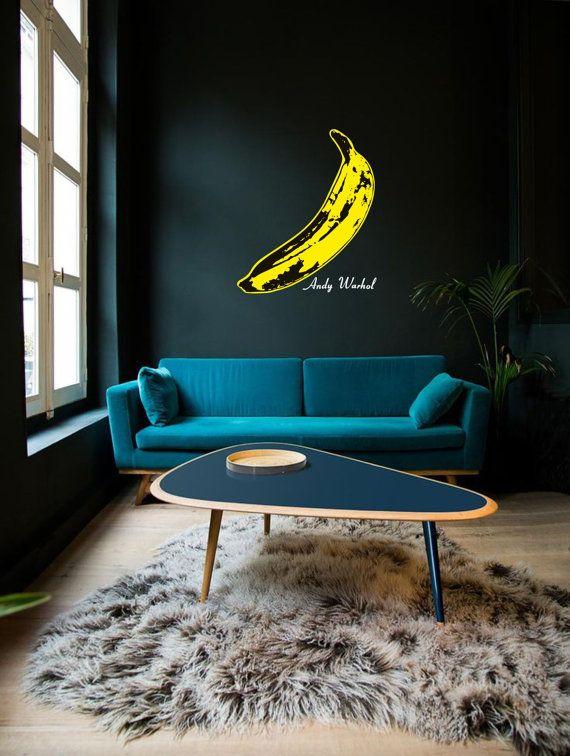 Pop Art inspired by Warhol's velvet underground by cutnpasteshop