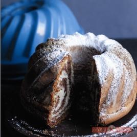 Hungarian Marble Coffeecake