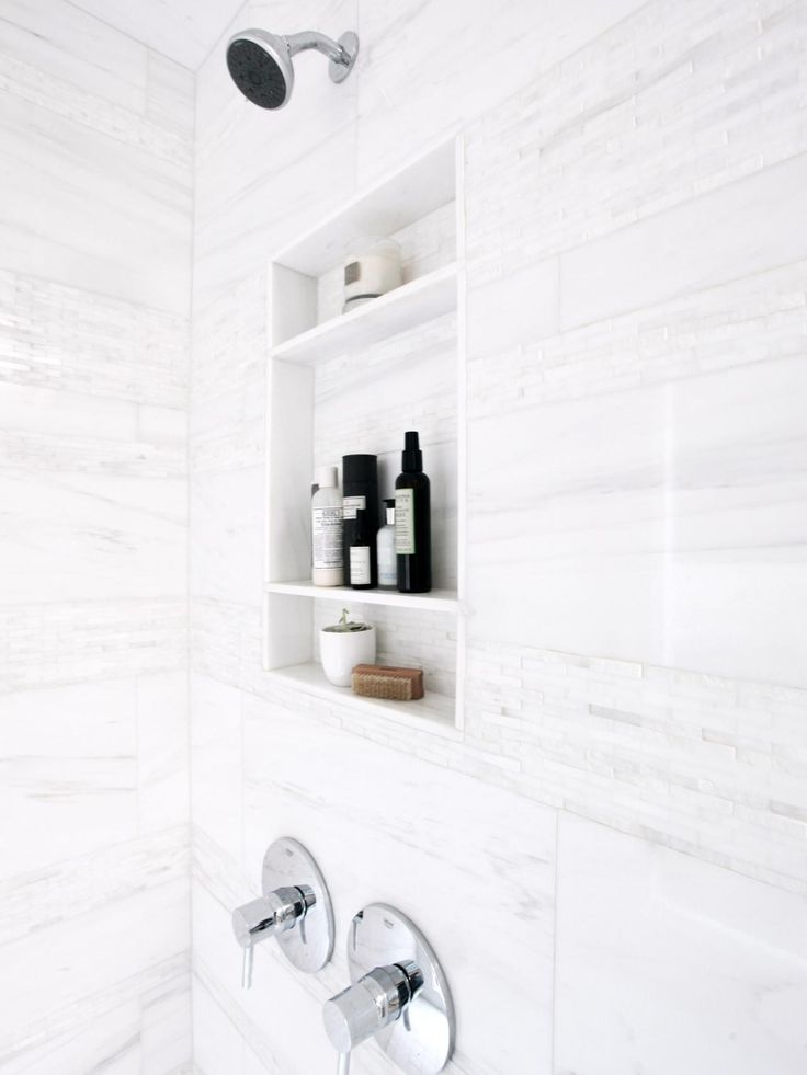 Contemporary Bathroom Niche 19 best shower images on pinterest | bathroom ideas, master