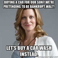 Breaking Bad Fansite: The 10 Best Skyler White Breaking Bad Meme's