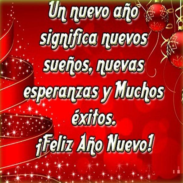 Imagenes De Feliz Año Nuevo Con Frases Bonitas Deseo