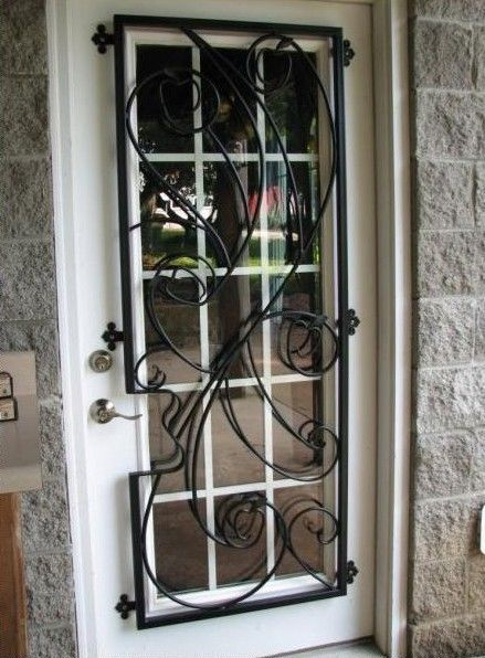 17 Best Images About Burglar Bars On Pinterest Window