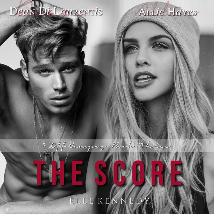 The  Score (Off-Campus Book Three) By Elle Kennedy