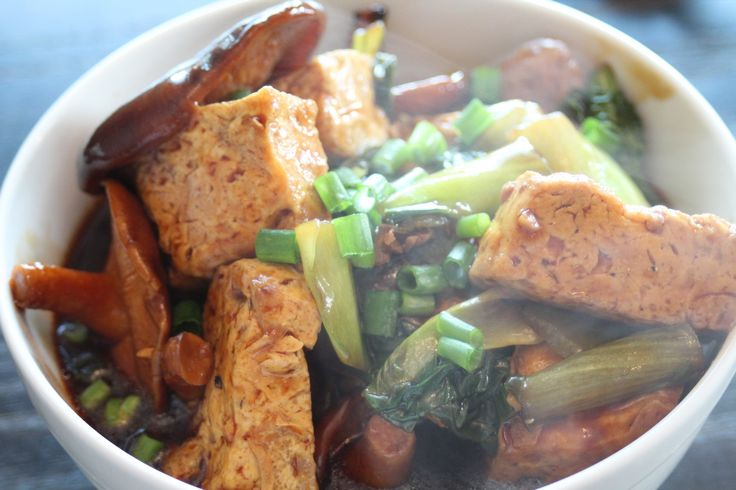 Braised Mushroom and Tofu – Culinary Cents – A Frugal Foodie Lifestyle Blog
