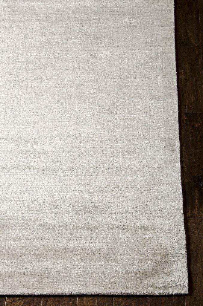 Shimmer 100 Bamboo Viscose Rug In