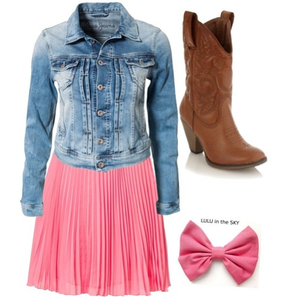 Southern girl outfit