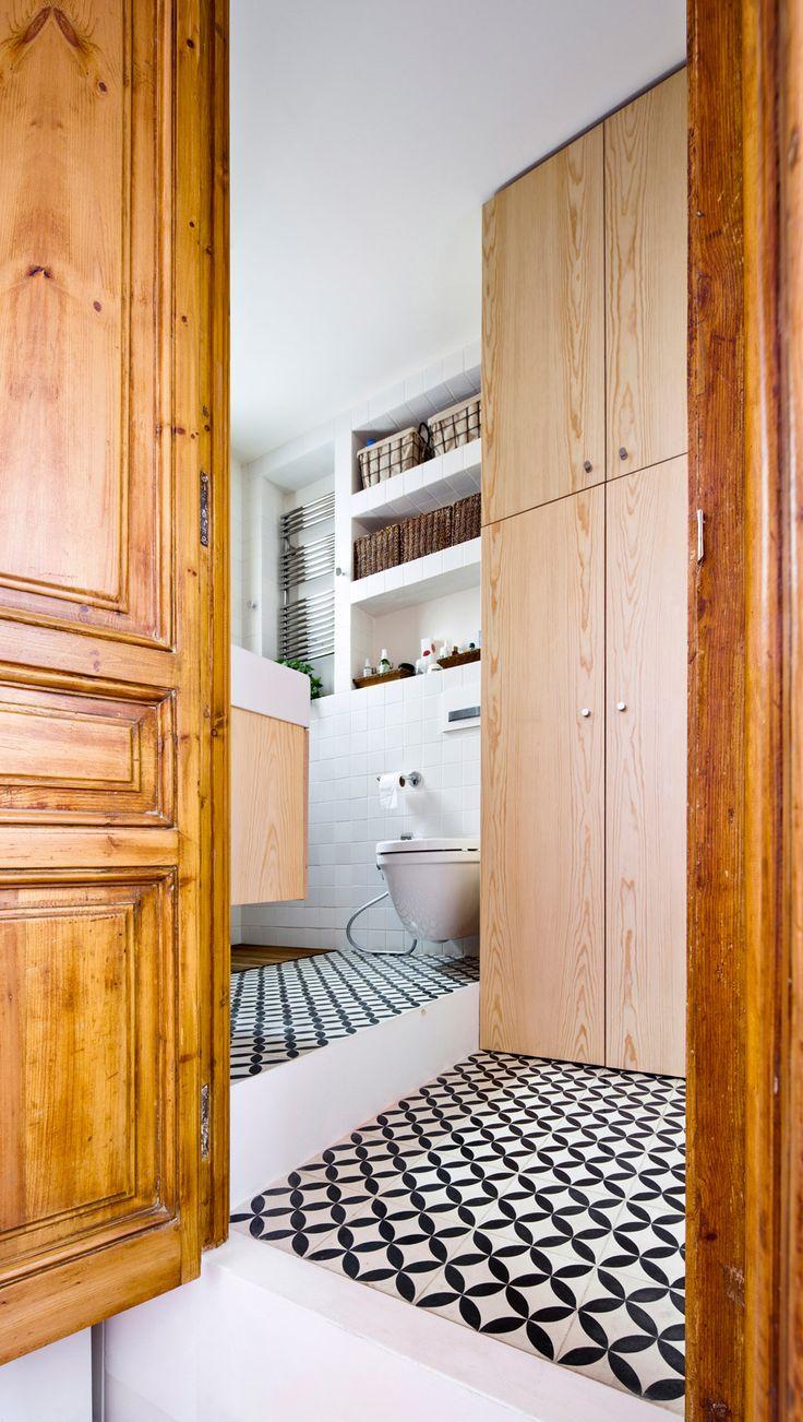 Apartment Refurbishment In Gran Via, Barcelona By Anna U0026 Eugeni Bach