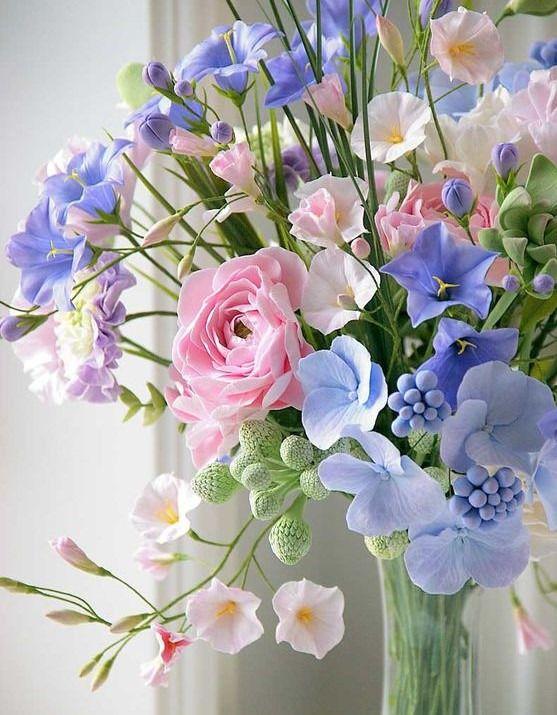Открытки цветы самые красивые