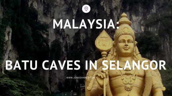 Malaysia's Batu Caves: The Limestone Hill