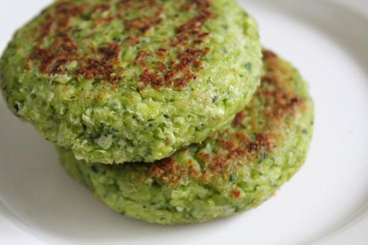 Tuinbonen vegetarische hamburger