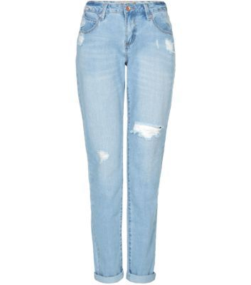 Chill out with boyfriend jeans from New Look