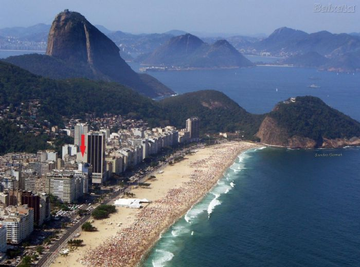 Check out this 3 Bed  apartment for rent  during Rio 2016 Olympic Games in South Rio de Janeiro  :: THE BEST OF COPACABANA