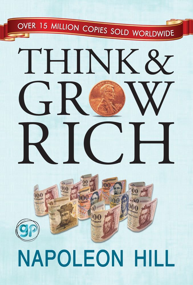 Think and Grow Rich by Napoleon Hill, 9788180320255, General Press — Self-Help