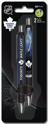 NHL Toronto Maple Leafs - Gel Pen - 2pk  I WANT!!!