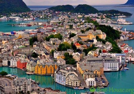 Как купить недвижимость в Норвегии