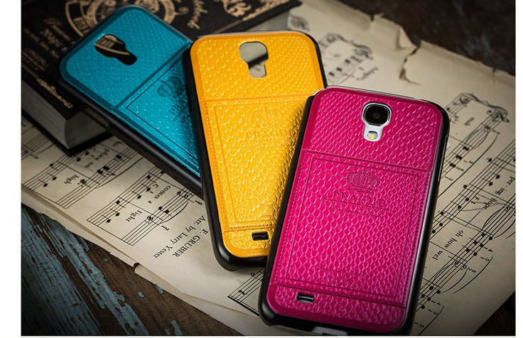 Slim Pocket Bar Phonecase for only Galaxy S4. Price $29.99  / 슬림 포켓바 케이스, 갤럭시 S4전용