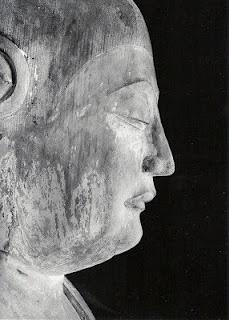 室生寺 釈迦如来坐像 攝影 土門拳