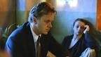Tim Robbins and Samantha Morton in Code 46, from director Michael Winterbottom. A BBC Films production from 2004.