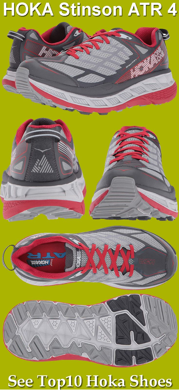 The highest volume CMEVA midsole in the HOKA ONE ONE for