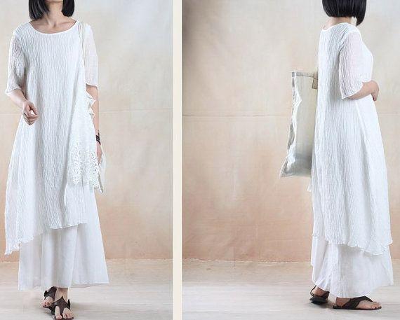 62 best White Dress images on Pinterest   White dress, White dress ...