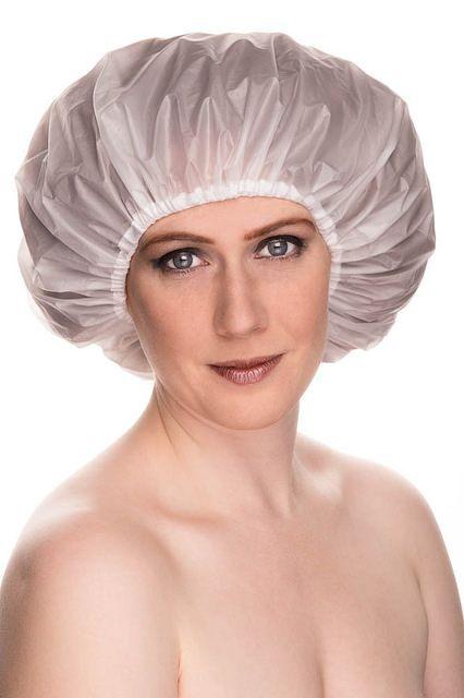 sc-5 | MASSIVE shower cap , for BIG hair! | john@csace.co.uk | Flickr