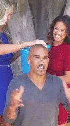 Criminal Minds Cast + ALS Ice Bucket Challenge