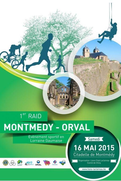 1er Raid Montmédy-Orval, Montmédy (55600), Lorraine