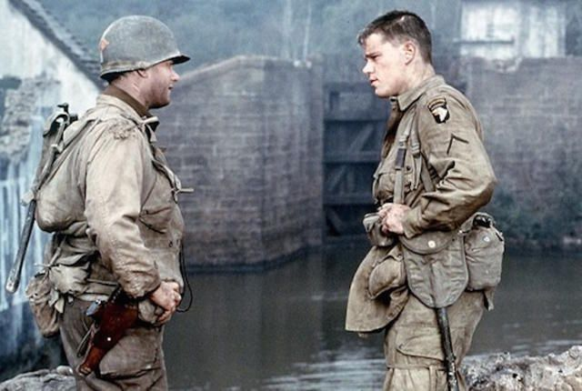 It was partly based on a true story, but not the one you've probably heard  15 Fascinating Facts About 'Saving Private Ryan' | Mental Floss