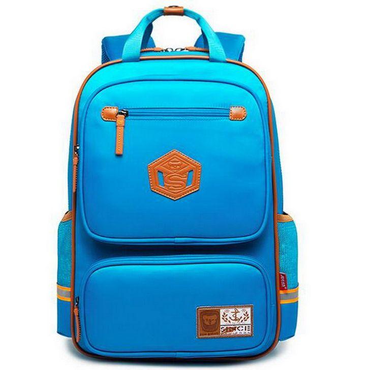 Orthopedic Children School Bags For Boys Girls Waterproof Kids Backpack Mochila Escolar Infantil School Bag Satchel Schoolbag
