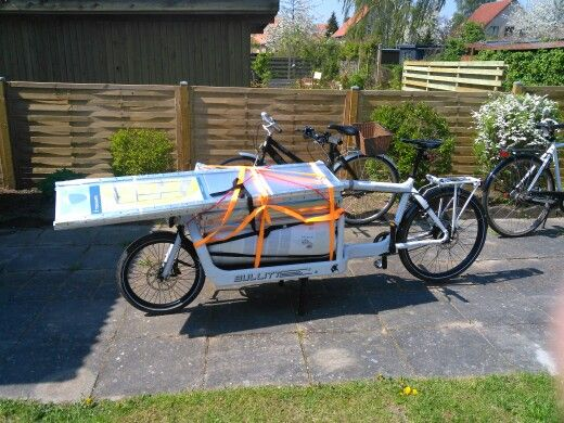 Bullitt milk plus cargo bike