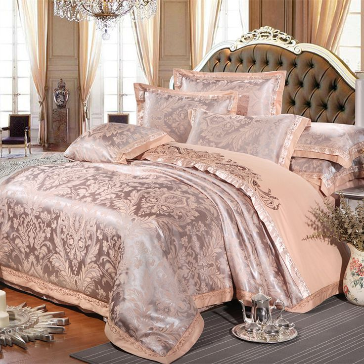 chinese wedding style jacquard bedding bedding sets silk duvet cover sets queen king size many luxury bedding