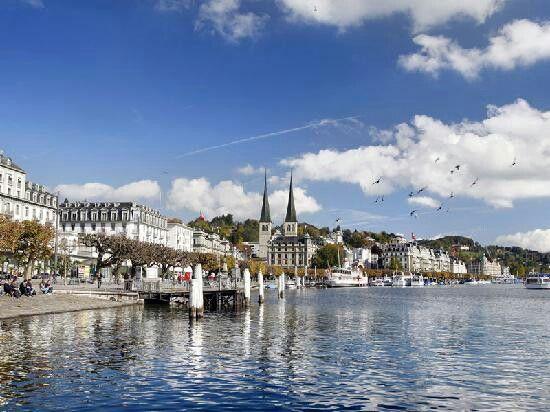 Luzern - Lucerne - Lucerna in Luzern