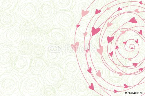 100 Wektor: Valentine background