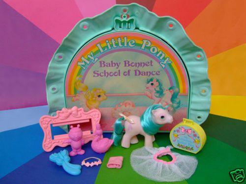 My Little Pony (Playset) - Baby Bonnet School of Dance