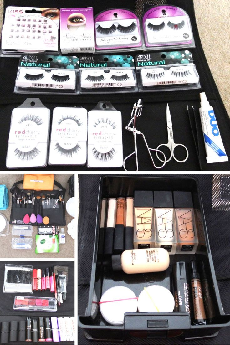 Best 25+ Professional makeup kit ideas on Pinterest | Makeup kit ...