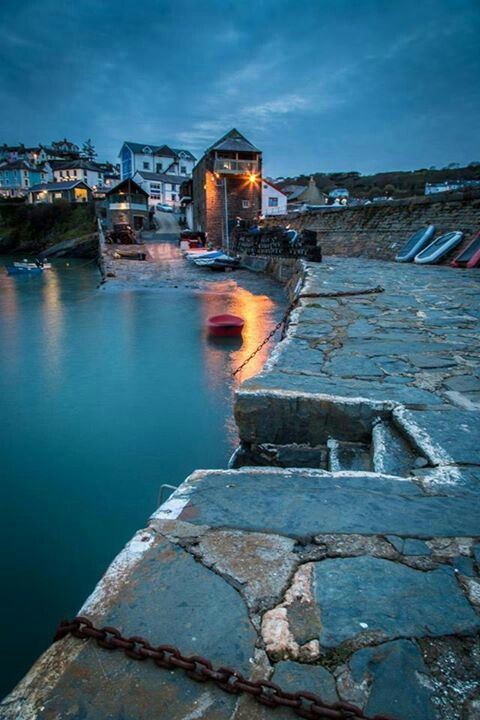 One of my favourite places, Newquay west wales