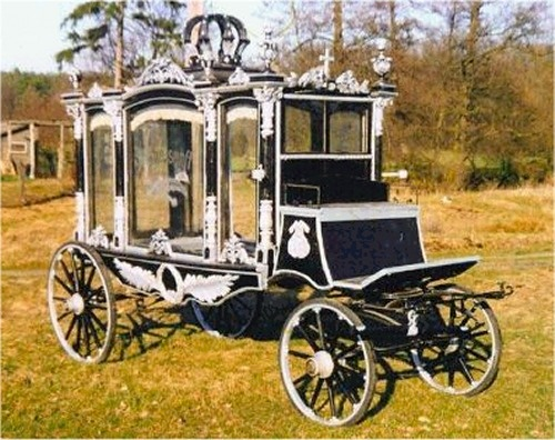 Horse Drawn Hearse Funeral Carriages Horse Drawn Hearses