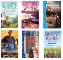 Lot of 6 Sherryl Woods Books
