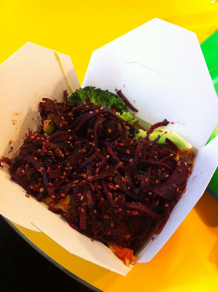 Various veggie delights from Beetroot, Soho.    #wallowinginselfrighteousness