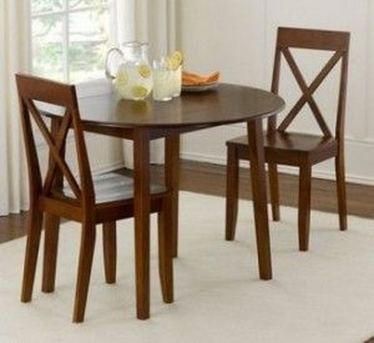 Best 25 Small Dining Table Set Ideas On Pinterest  Dining Table Enchanting Small Dining Room Table And Chairs 2018